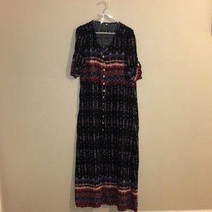 Long tunic dress